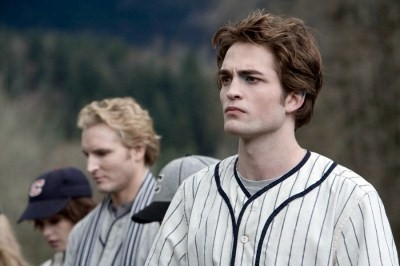 Edward Cullen(Robert Pattinson)