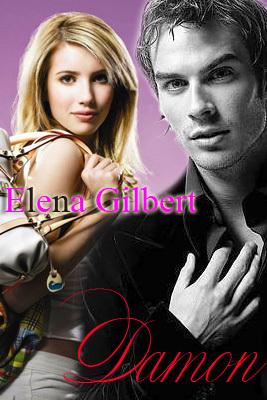 Elena Gilbert and Damon