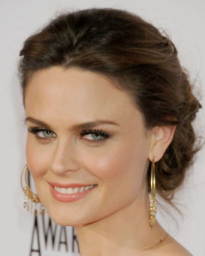Emily Deschanel @ Genesis Awards
