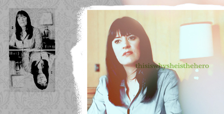 Emily Prentiss 壁纸 probably containing a portrait called Emily
