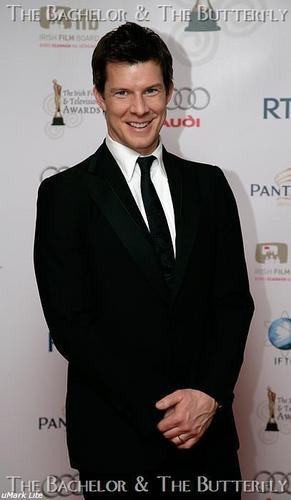 Eric at IFTA Awards