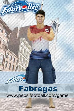 Fabregas Gamer