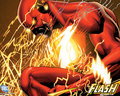 Flash the Rebirth - dc-comics wallpaper