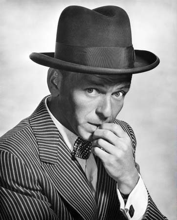 Frank Sinatra in Guys and Dolls - frank-sinatra Photo