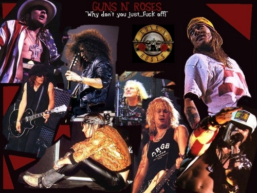 GNR - guns-n-roses Wallpaper