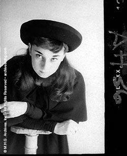 Audrey Hepburn wallpaper containing a fedora entitled Gigi