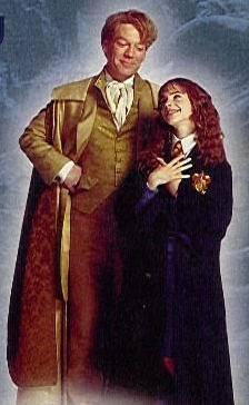 Gilderoy&Hermione