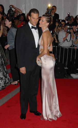 Gisele and Tom