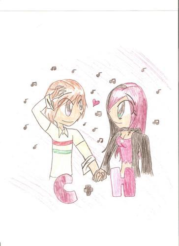 Hayley+Cody<3