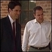 Hotch and Gideon icons