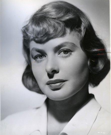 画像 : イングリッドバーグマン「Ingrid Bergman」写真動画 - NAVER まとめ