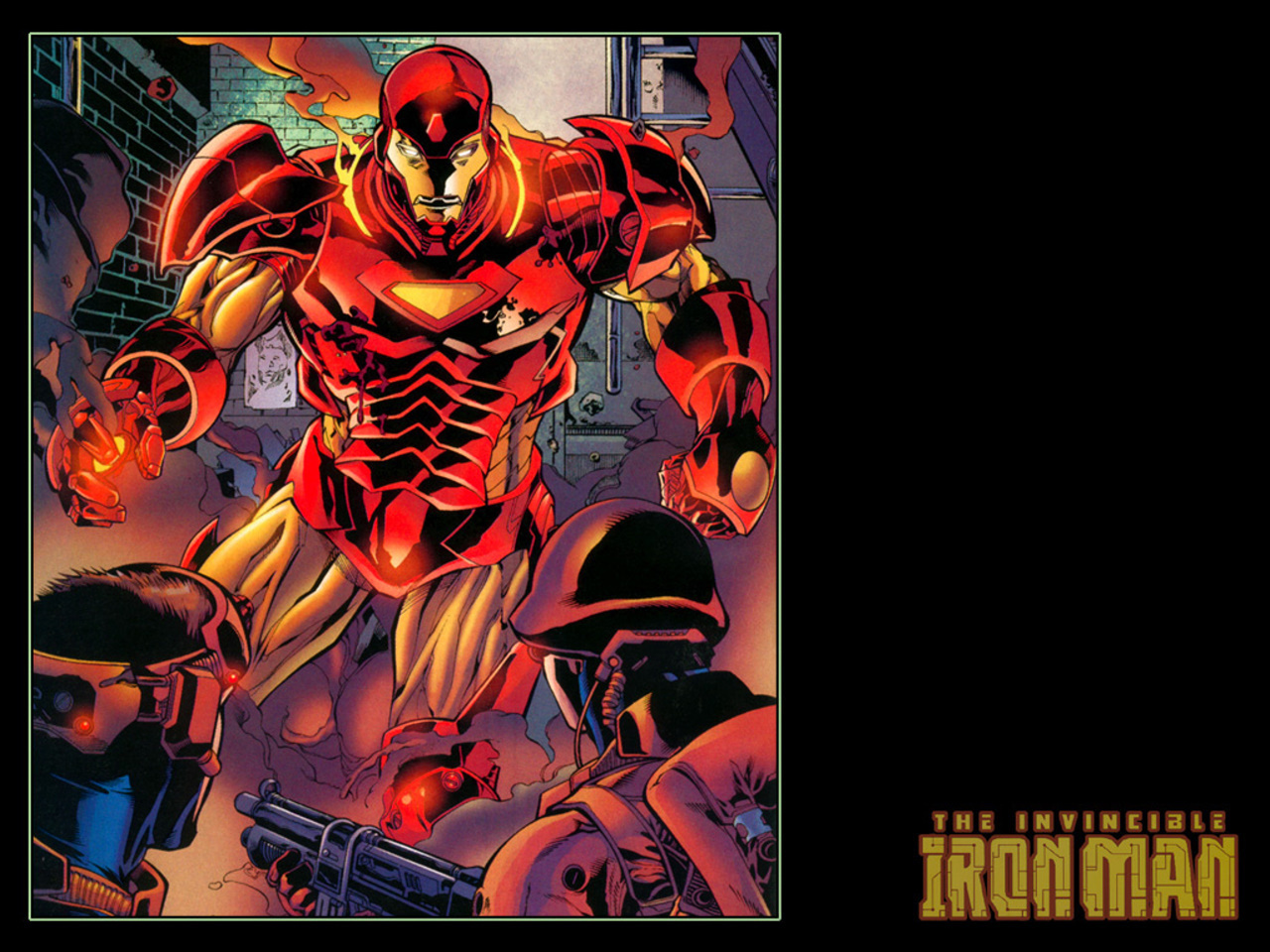 Marvel Comics Images Ironman Hd Wallpaper And Background Photos