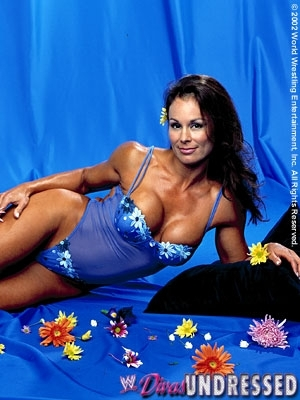 Wwe Former Diva Ivory achtergrond probably with a bikini and skin titled Ivory