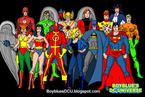 JLA - Justice League of America