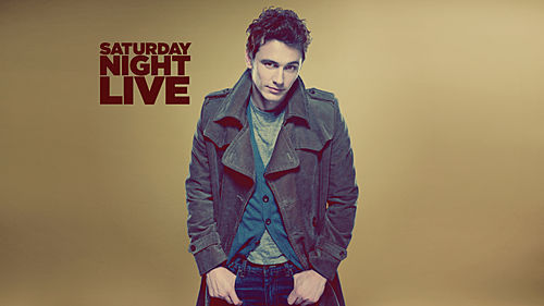 James Franco Hosts SNL: 09/20/2008
