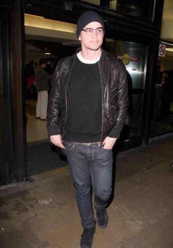 Josh At LAX Airport <3