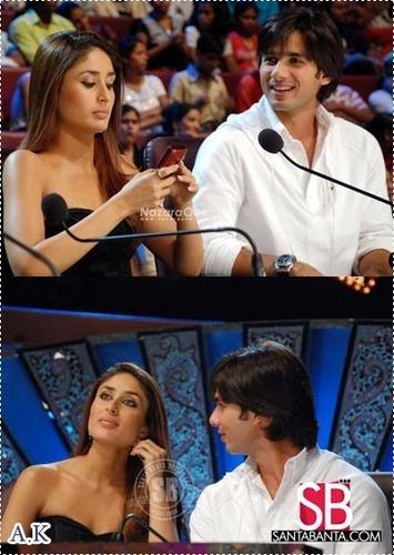 Kareena&shahid