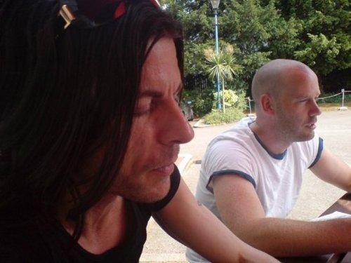 Keith-Lee and Simon Ludders