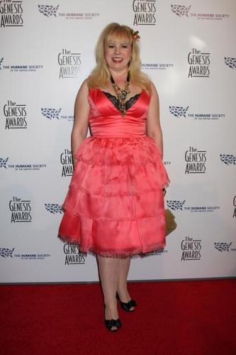 Kirsten Vangsness @ Genesis Awards 2009
