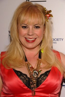Kirsten Vangsness @ the Genesis Awards 2009