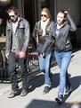Kristen Stewart and Nikki Reed - twilight-series photo