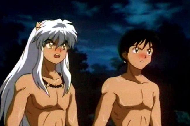 Free inyusha anime porn