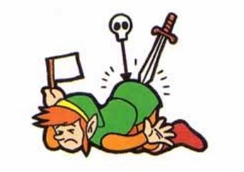 Zelda II: Link Gets Pwned