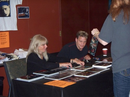 Corey Haim @ Horror Hound Weekend 3/09