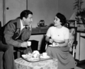 Liz and Robert Taylor