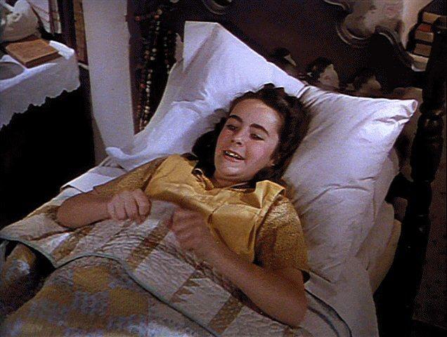 elizabeth taylor national velvet