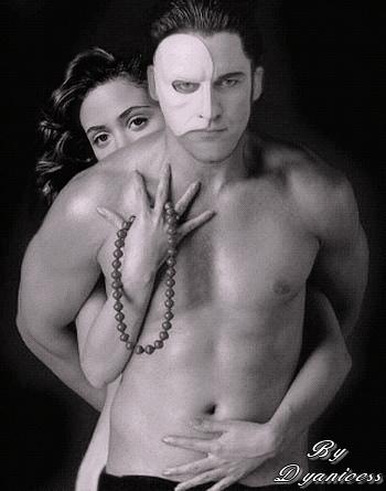 Das Phantom der Oper Hintergrund with skin entitled Love1