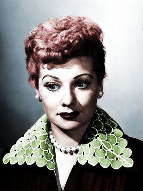 I pag-ibig Lucy wolpeyper called Lucille Ball