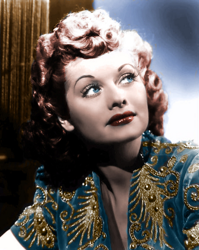 I 愛 Lucy 壁紙 entitled Lucille Ball