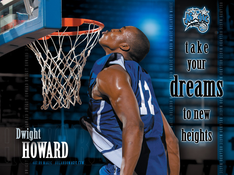 dwight howard wallpaper. Magic Dwight Howard