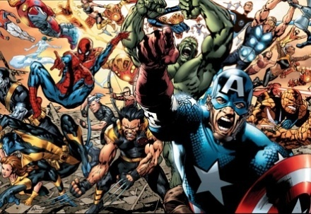 Marvel heroes marvel comics photo