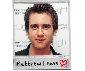 Matt Lewis - Neville Longbottom
