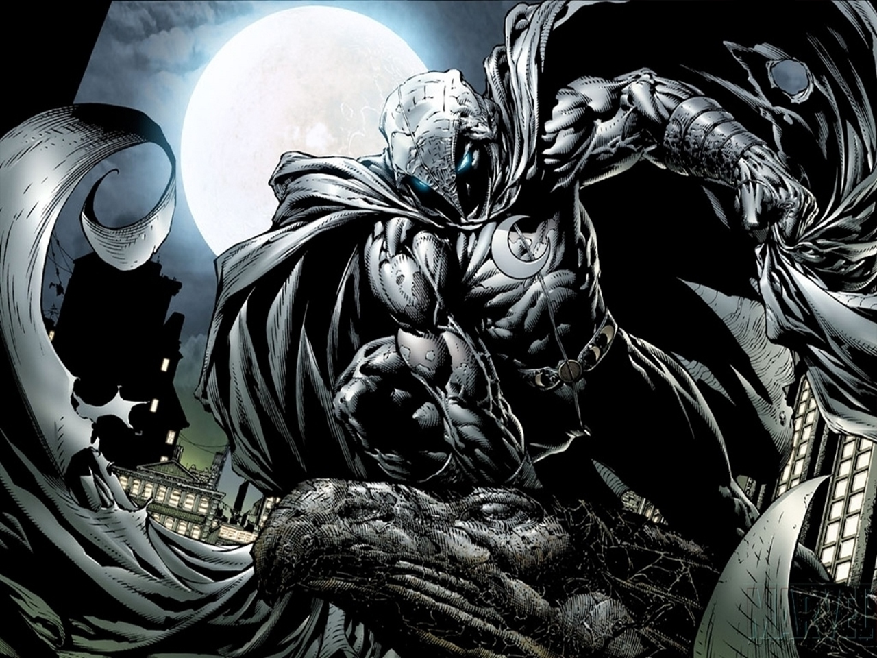 moon knight - photo #20