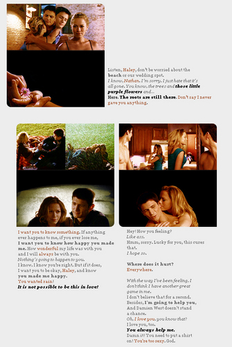 Naley quotes <3