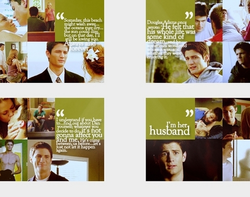 Nathan Scott fond d'écran entitled Nathan citations <3