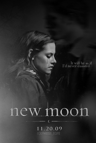 New Moon fã Made Posters