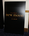 New Moon poster in Showest 2009 - twilight-series photo