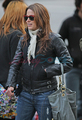 Nikki Reed in Vancouver - twilight-series photo