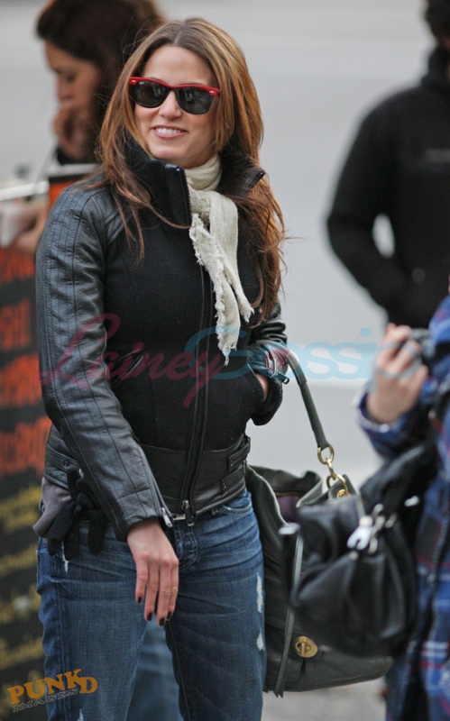 Nikki Reed in Vancouver