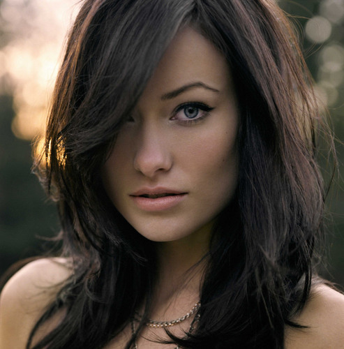 Actresses wallpaper containing a portrait titled Olivia Wilde