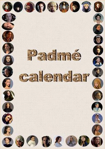 Padmé calendar