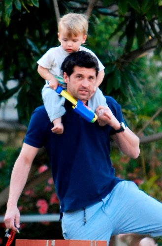 Patrick And Son :)