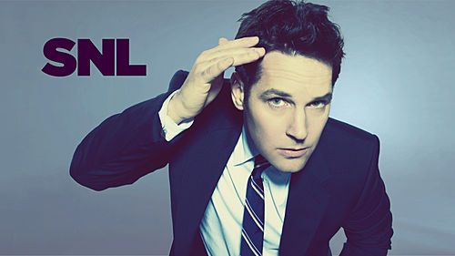 Paul Rudd wallpaper with a business suit and a suit titled Paul Rudd Hosts SNL: 11/08/2008