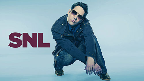 Paul Rudd wallpaper possibly containing an overgarment, a box coat, and an outerwear entitled Paul Rudd Hosts SNL: 11/08/2008