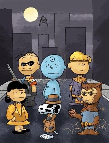 Peanuts^Watchmen