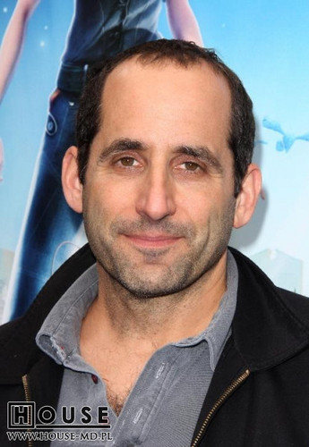 Peter Jacobson: Monsters vs Aliens Premiere